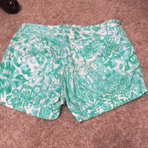 Lilly Pulitzer Shorts - Lilly Pulitzer Shorts